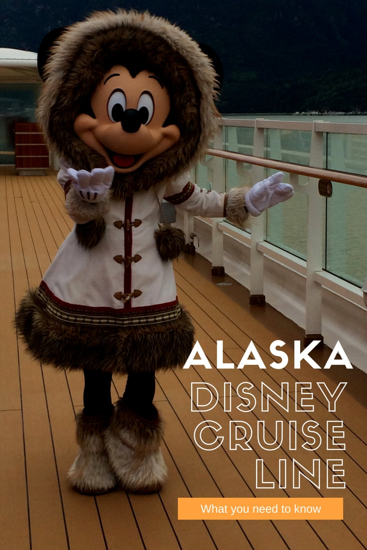 Wondering what to expect on a Disney Cruise Line Cruise to Alaska?  We explain what you need to know and how this cruise will be different from Disney Cruises to the Bahamas and Caribbean.