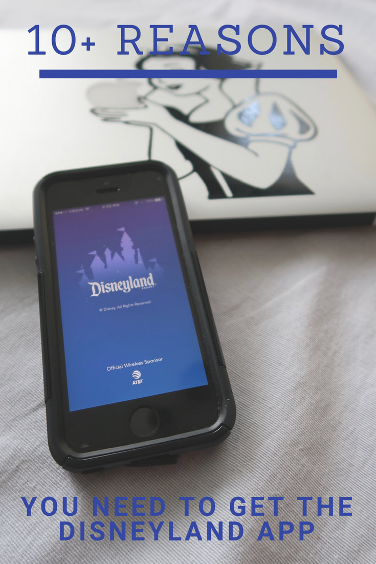 Find out the 10+ reasons that you should download the Disneyland App for your Disneyland Vacation. Also why this is a must for those who are planning on using Maxpass.