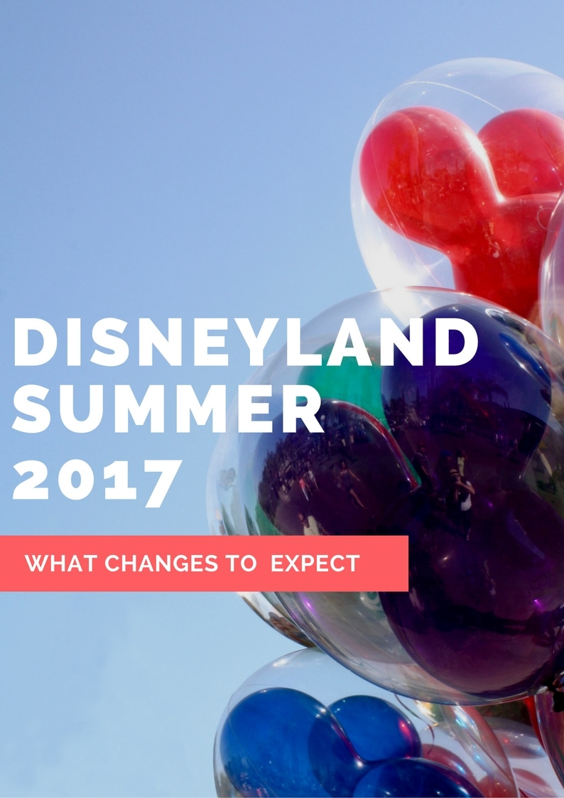 Summer 2017. Know what to expect to help you plan your visit to Disneyland and Disney California Adventure.