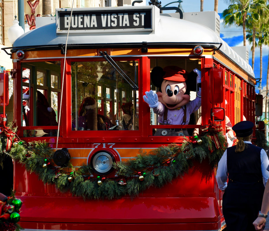 How to Survive and Thrive  in the Holiday Crowds at Disneyland