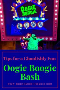 Tips for a Ghoulishly Fun Oogie Boogie Bash