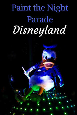 Everything you need to know about the Return of the Pain the Night Parade to  the Disneyland Resort
