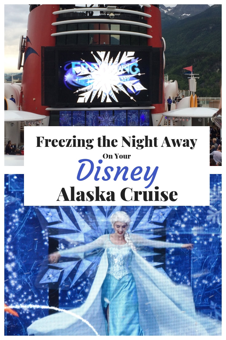 Freezing the Night Away on Your Disney Alaska Cruise