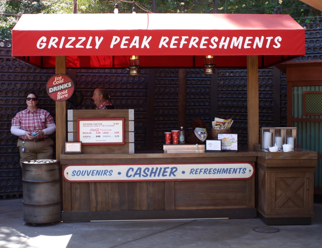 Review- Grizzly Peak Refreshment - Disney California Adventure
