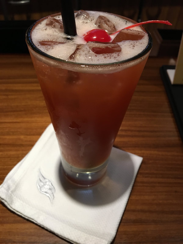 Disney Cruise Line Drink of the Day