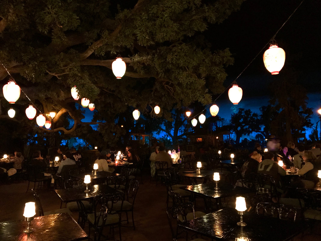 Fantasmic! Dining Package at Blue Bayou