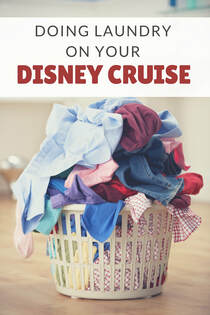 How to Do Laundry on Your Disney Cruise