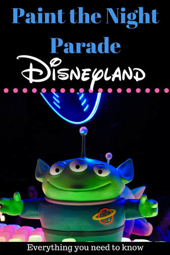 Paint the Night Parade returns to the Disneyland Resort This time this popular parade will run through Disney California Adventure. Read on For pictures of the Parade, parade route and what to expect.