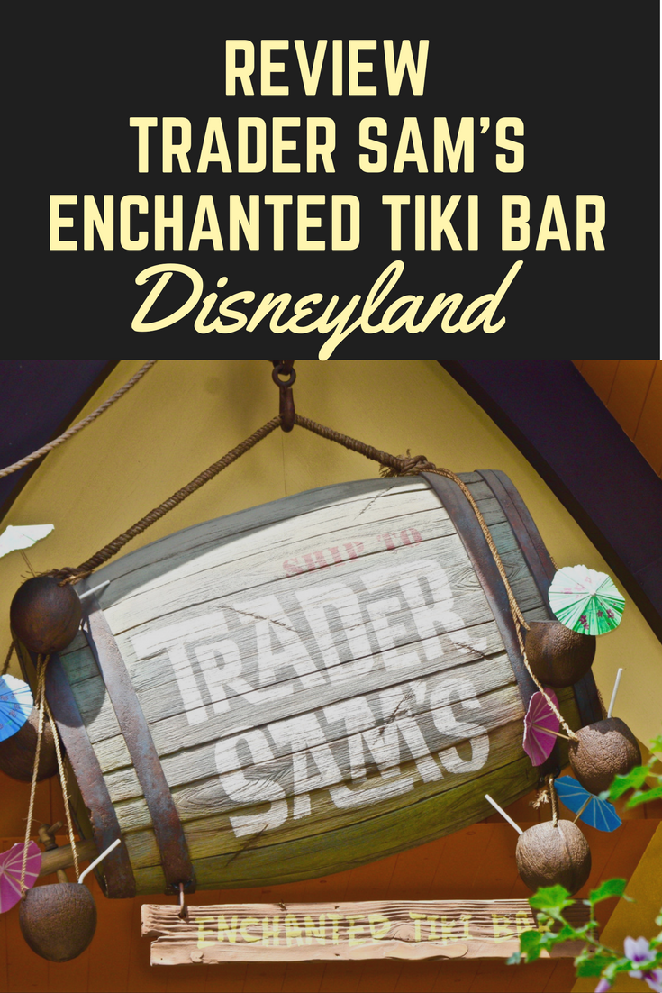 Review- Trader Sam's Enchanted Tiki Bar