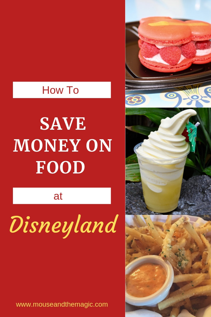 How to Save Money on Food at Disneyland