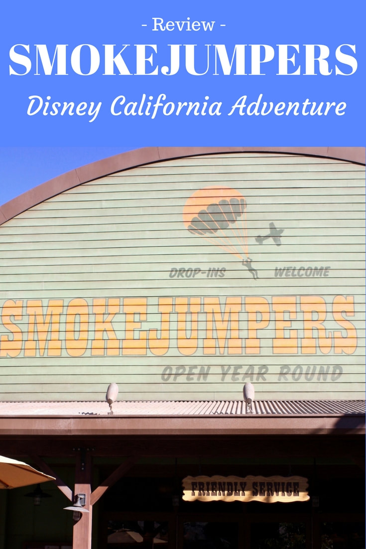 Review - Smokejumpers Grill at Disney California Adventure