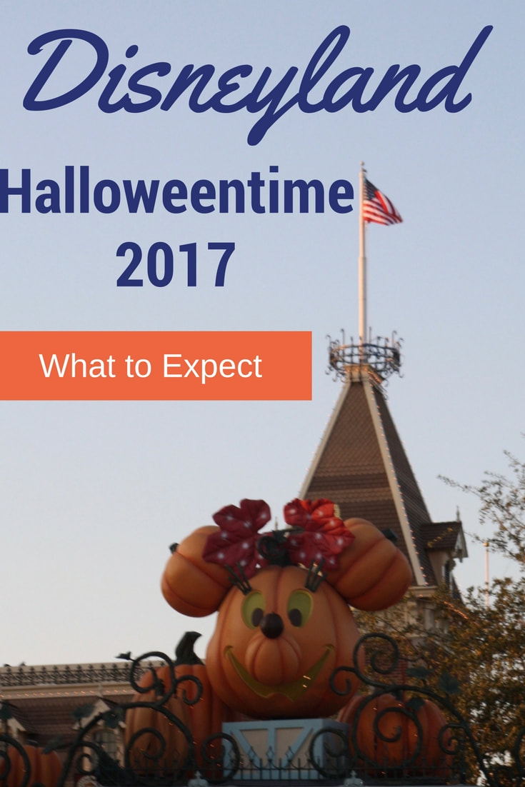 What to Expect for Halloweentime 2017 at Disneyland